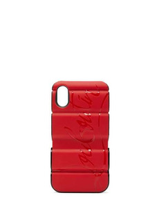 Christian Louboutin Red Runner iPhone® X & XS phone case
