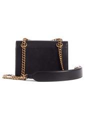 Christian Louboutin Small Elisa Calfskin Leather Shoulder Bag