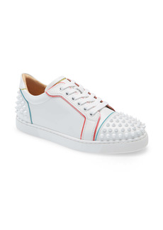 Christian Louboutin Vieiraa 2 Spike Low Top Sneaker (Women)