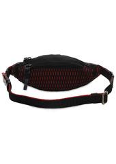 Christian Louboutin Parisnyc Nylon Belt Bag W/ Studs