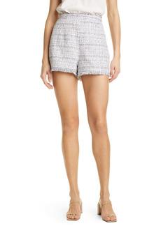Cinq a Sept Cinq à Sept Coronado Tweed Shorts