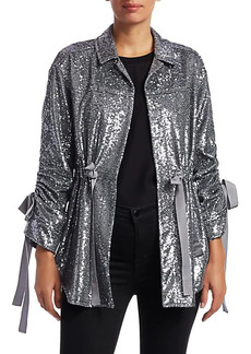 Cinq a Sept Mathieu Sequin Jacket
