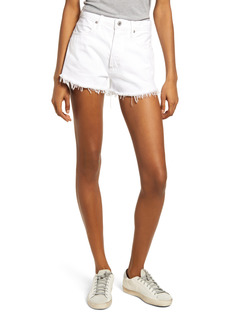 Citizens of Humanity Annabelle Organic Cotton Denim Cutoff Shorts