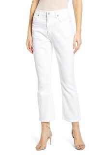 Citizens of Humanity Demy High Waist Crop Flare Jeans (Unveil)