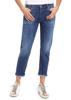 Citizens of Humanity Emerson Crop Slim Fit Boyfriend Jeans (Next to You)