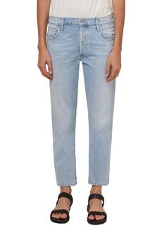 Citizens of Humanity Emerson Tie Slim Boyfriend Jeans (La Lune)