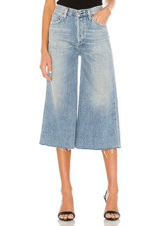 Citizens of Humanity Emily Relaxed Culotte