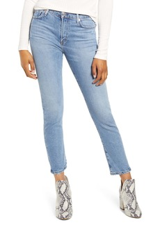 Citizens of Humanity Harlow Ankle Slim Jeans (Chit Chat)