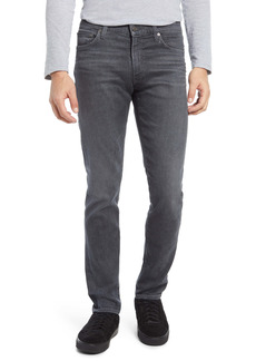 Citizens of Humanity London PERFORM Slim Fit Tapered Jeans (Fortier Mid Dark Grey)