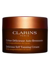 Clarins Delicious Self-Tanning Cream