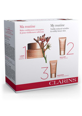 Clarins Extra-Firming Starter Set (USD $133 Value)