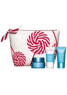 Clarins Limited Edition Hydration Essential Care Gift Set, 3 Piece