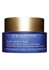 Clarins Multi-Active Night Cream for Normal to Combination Skin Types