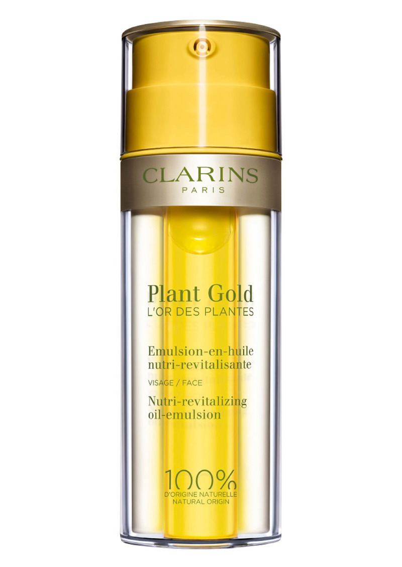 Clarins Plant Gold Nutri-Revitalizing Oil-Emulsion