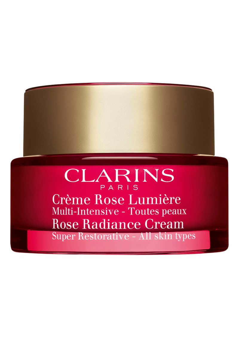 Clarins Rose Radiance Cream