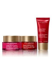 Clarins Rosy Glow Trio (USD $281 Value)