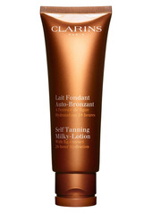 Clarins Self Tanning Milky-Lotion for Face & Body