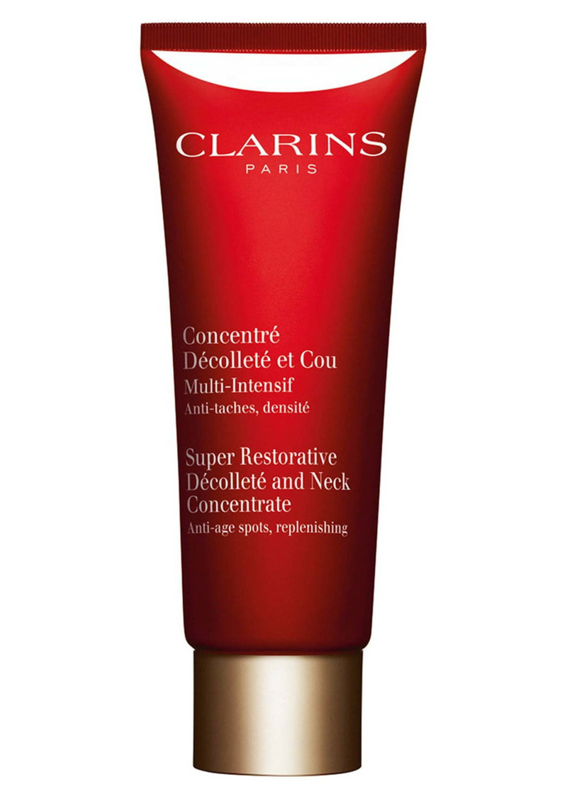 Clarins Super Restorative Décolleté and Neck Concentrate