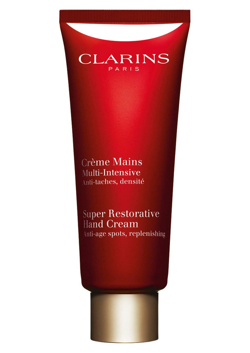 Clarins Super Restorative Hand & Nail Treatment Cream