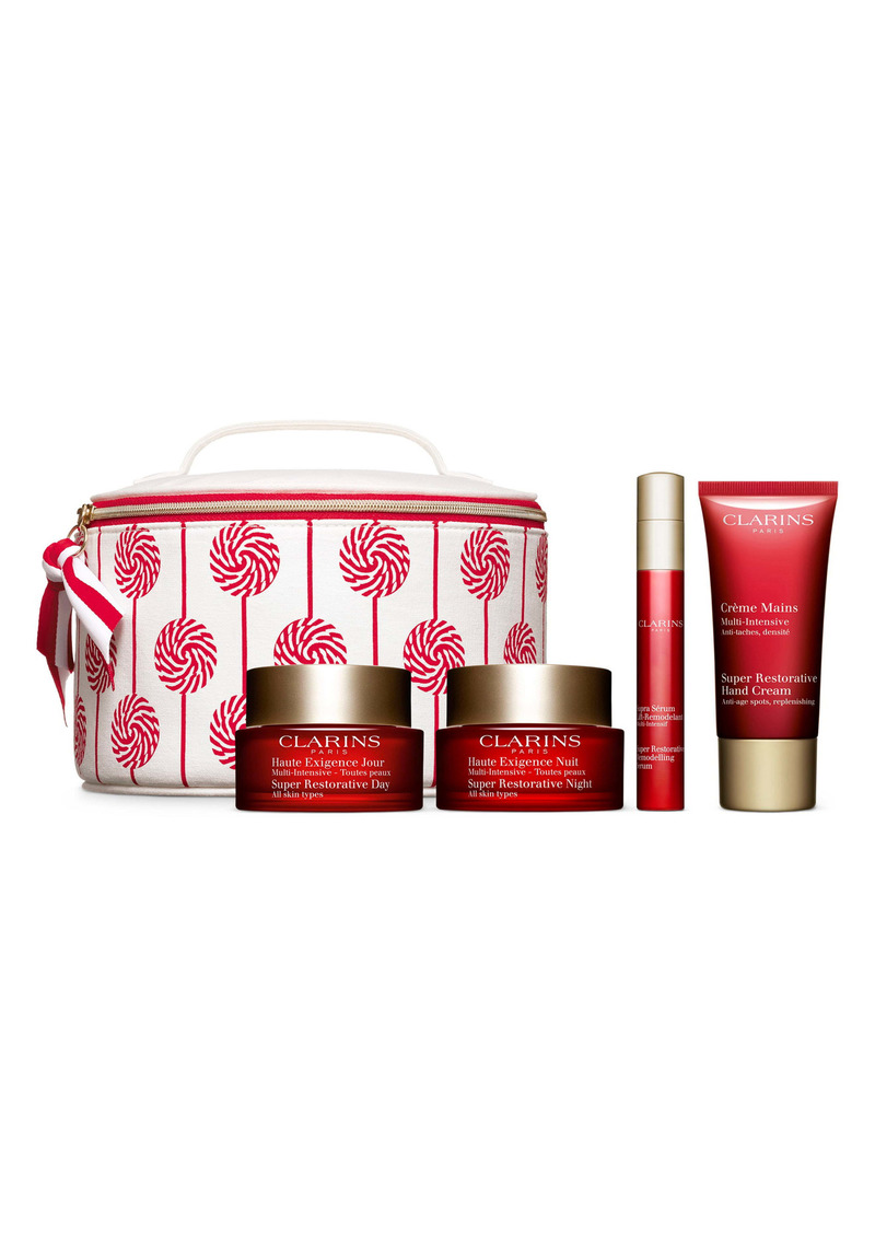 Clarins Super Restorative Luxury Set (USD $327 Value)