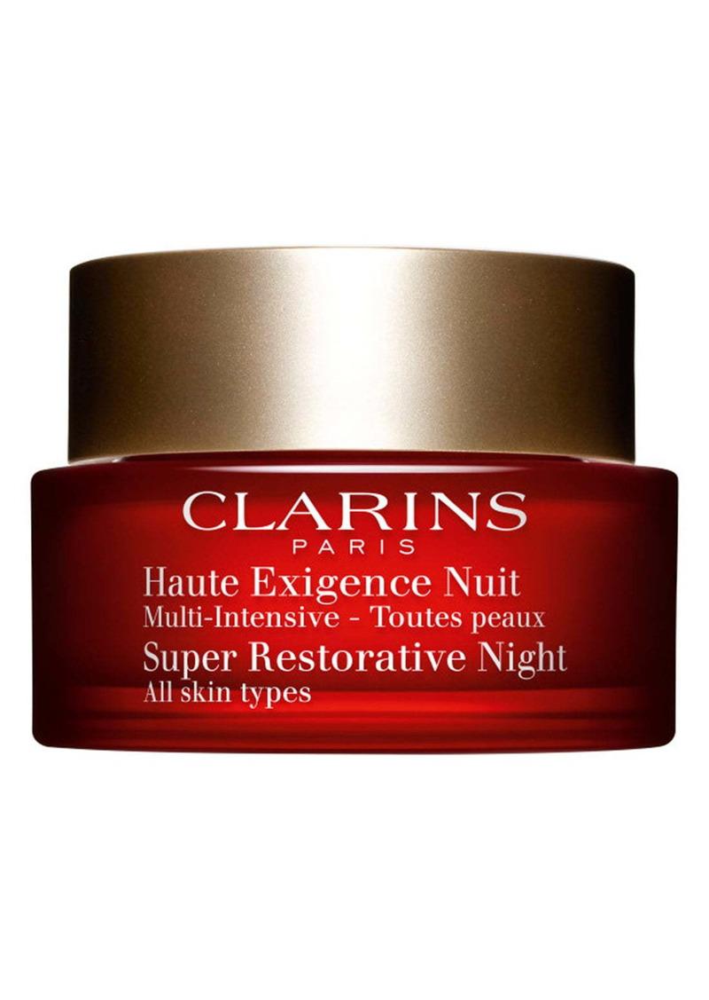 Clarins Super Restorative Night Wear Cream
