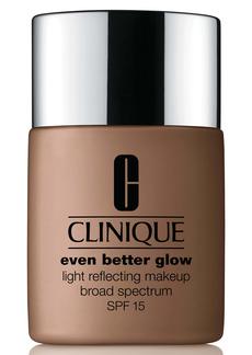 Clinique Even Better Glow Light Reflecting Makeup Foundation Broad Spectrum SPF 15