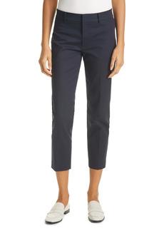 Club Monaco Remi Flat Front Crop Pants