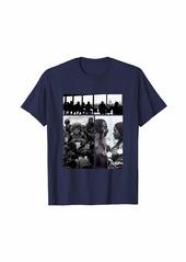 Coach Black and White Photos T-Shirt