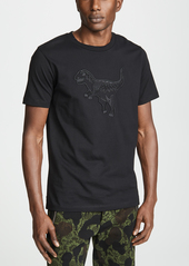 Coach 1941 Rexy Embroidered Tee