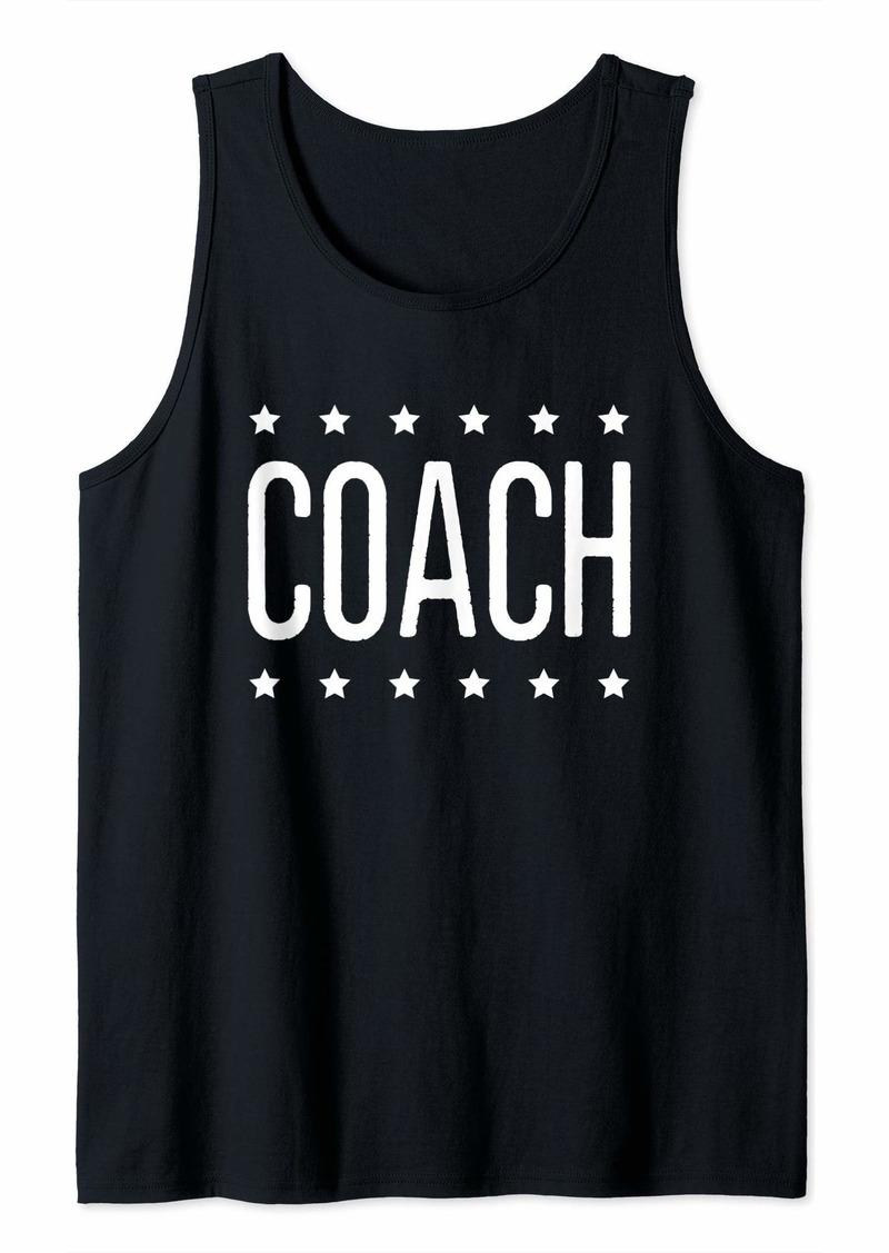 Coach Cool Coaches Tank Top