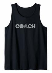 Coach Funny Gift - Coach Tank Top
