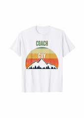 Coach Gift for Men Coach Guy T-Shirt