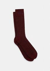 coach hiking socks