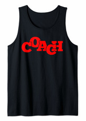 Coach I Coaches I Coaching Sports I Cool Coach Tank Top