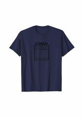 Coach Nutritional Facts Trainer Women Men Gift T-Shirt