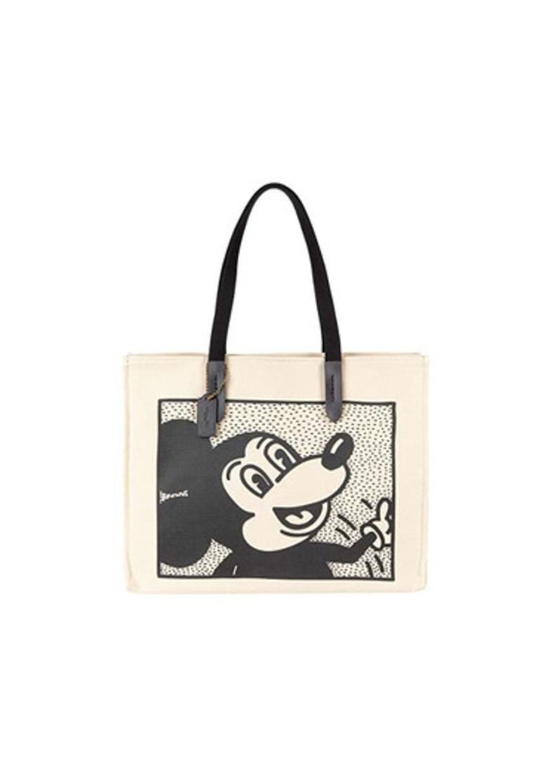 Coach X Disney Keith Haring Mickey Tote 42