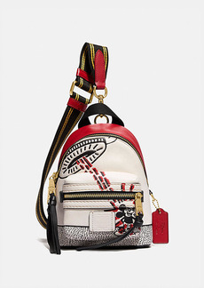 Coach disney mickey mouse x keith haring academy...