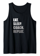 Funny Coach Clothing - Coach Tank Top