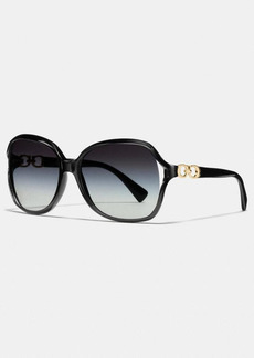 Coach kissing c sunglasses