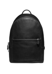 Coach Metropolitan Pebbled Leather Backpack