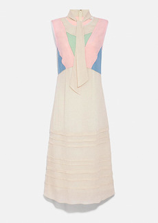 Coach paint by the numbers dress
