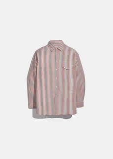 Coach pajama shirt