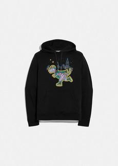 Coach rexy hoodie