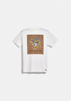 Coach rexy signature t-shirt