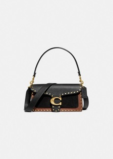 Coach tabby shoulder bag 26 with rivets