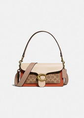 Coach tabby shoulder bag 26 with signature canvas