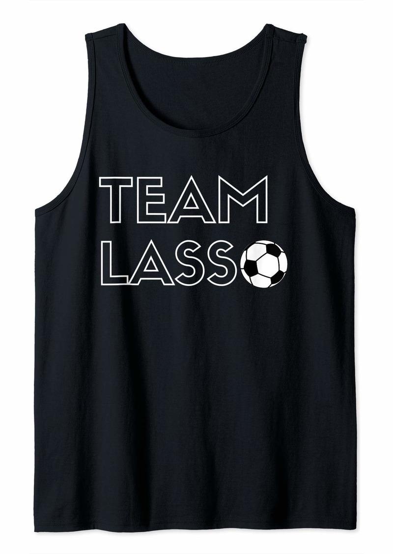 Ted Lasso Soccer Coach Richmond Football Tank Top