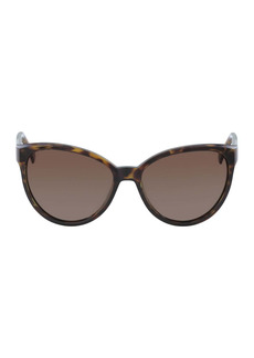 Cole Haan 57mm Cat Eye Sunglasses