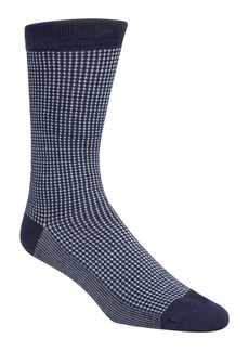 Cole Haan Check Socks