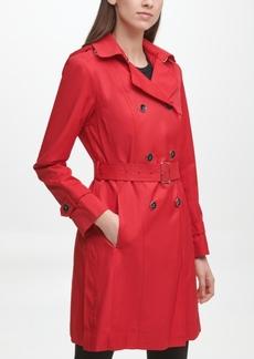Cole Haan Classic Women's Cotton Trench Coat
